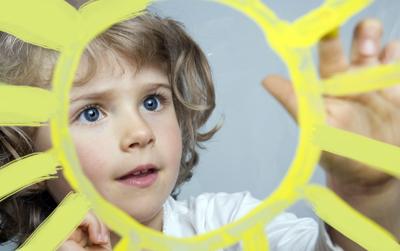 Зона Детей и Творчества