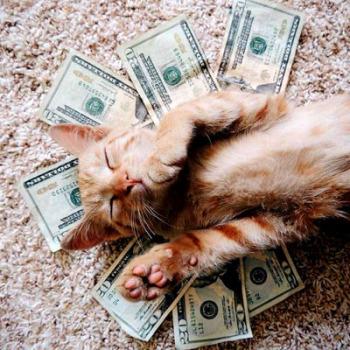 Привлечение денег в свою жизнь